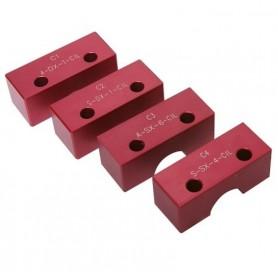 Trusa chei cu clichet pentru racorzi 10-17mm