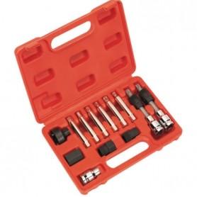 Set de chei pentru fulii de alternator - 13 piese