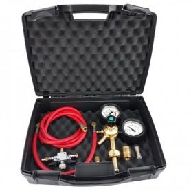 Kit pentru verificare scurgeri AC cu azot 200 bar
