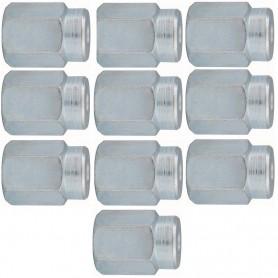 Set de 10 mufe conducta de frana M12x1-5