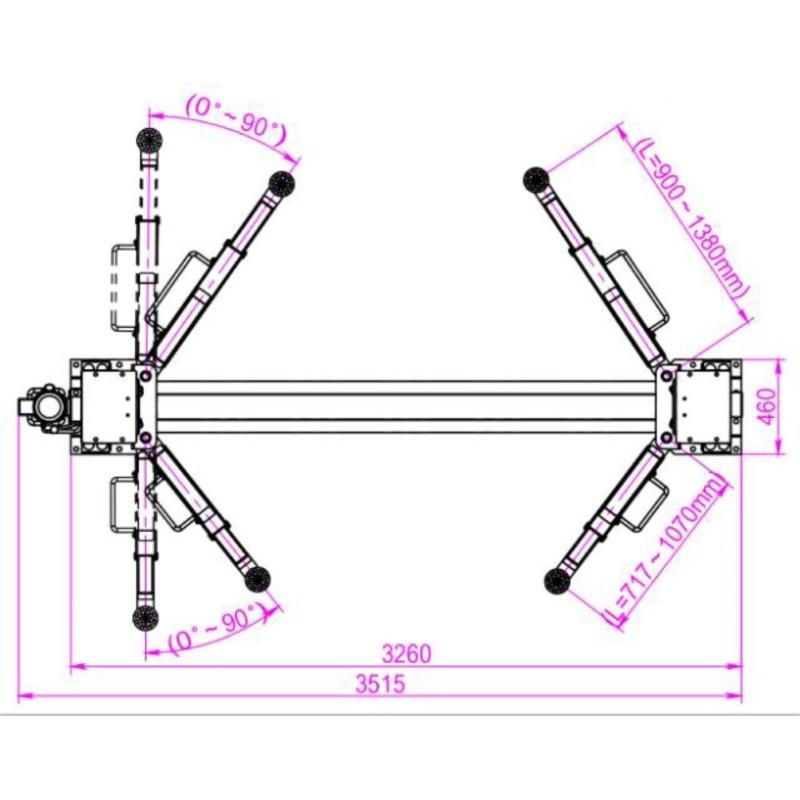 Set de 10 chei combinate cu clichet 8-19mm