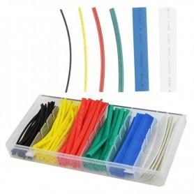 Set tuburi termocontractibile colorate