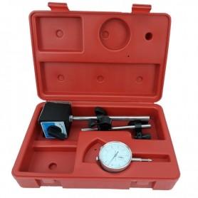 Trusa cu ceas comparator si suport magnetic