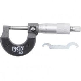 Micrometru mecanic 0-25mm