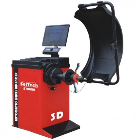 Masina de echilibrat automata 3D