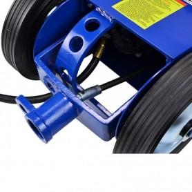 Carucioare hidraulice pentru autovehicule imobilizate