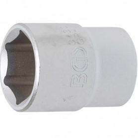 Tubulara hexagonala scurta 30mm , 3/4