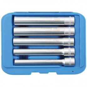 Set de tubulare extralungi 8-14mm , 3/8