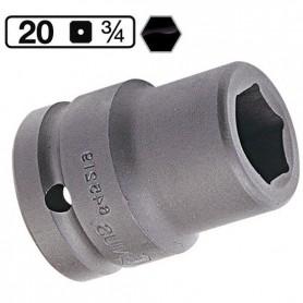 Tubulara de impact scurta de 22 mm 3/4