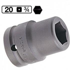 Tubulara de impact scurta de 27 mm 3/4