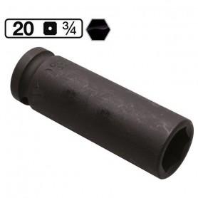 Tubulara de impact lunga de 21 mm 3/4