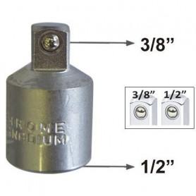 Adaptor , reductor de la 1/2 la 3/8