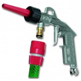 Pistol de spalat cu apa si aer