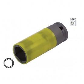 Tubulara de impact plastificata pentru jantele de aliaj ( aluminiu ) 22 mm