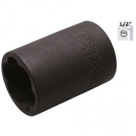 Tubulara speciala de 17mm pentru suruburi antifurt