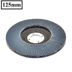 Disc de slefuire lamelar 125mm, G80