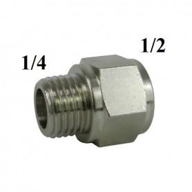 Adaptor articulat M18x1.5mm