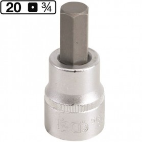 Imbus hexagonal de 14mm , 3/4