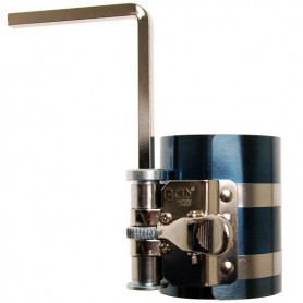 Colier pentru comprimat segmenti 100-160mm