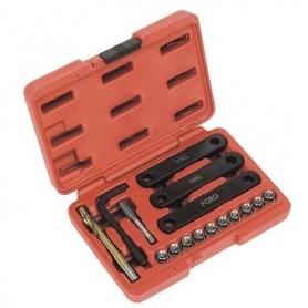 Trusa pentru inlocuit filete in suporti de etriere frana M9x1.25mm
