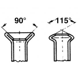 Cheie inelara de impact 70mm