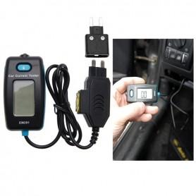 Tester digital pentru amperaj sigurante auto