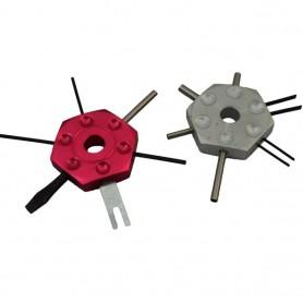 Instrumente pentru schimbat papuci electrici