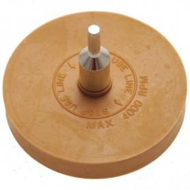 Disc din cauciuc pentru curatarea de resturi adezive