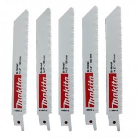 Set de 5 panze pentru fierastrau electric 150 mm