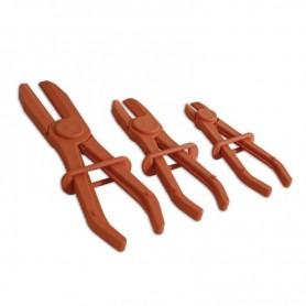 Set de clesti pentru strangulat tuburi din cauciuc