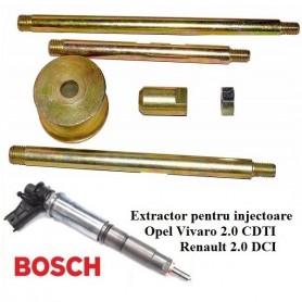 Extractor pompa de injectie BMW N47 si N57