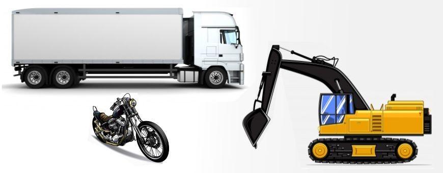 Scule camioane, utilaje si moto
