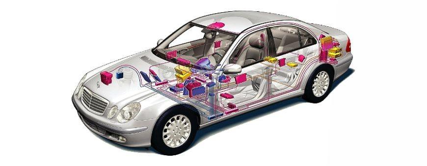 Scule sistem electric auto