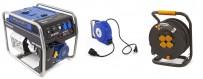 Generatoare de curent si role de cablu