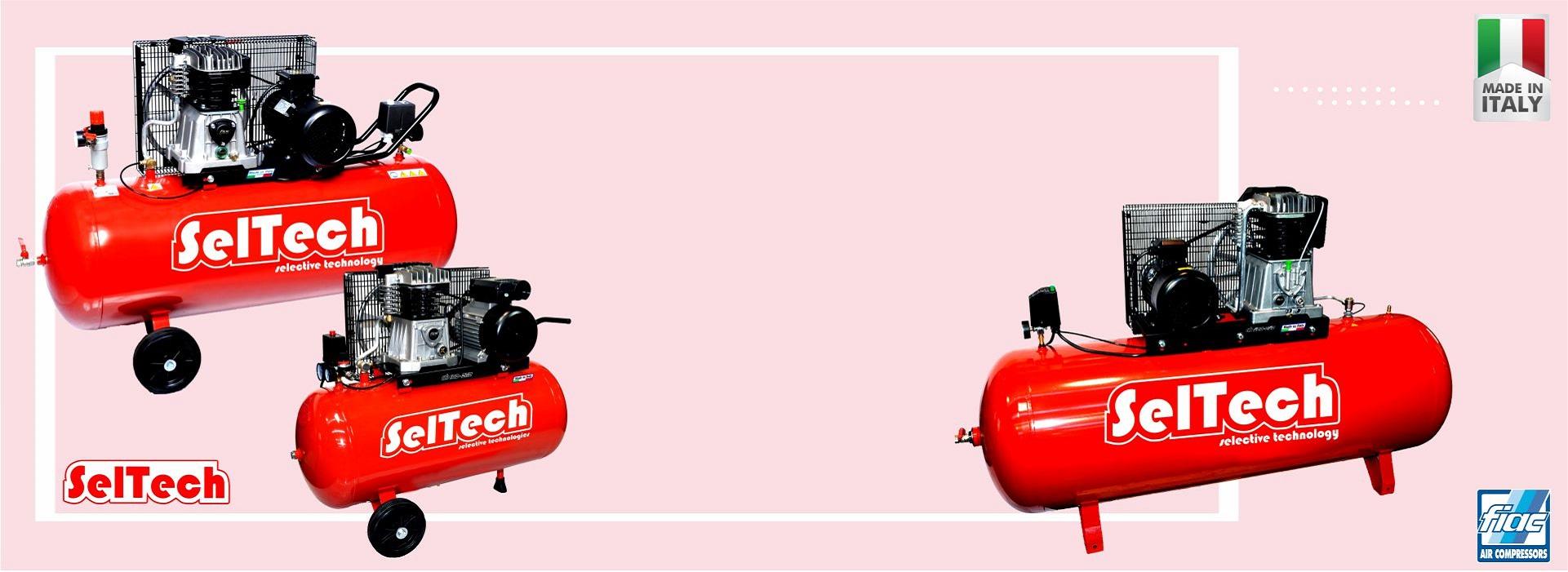Compresor de aer Seltech